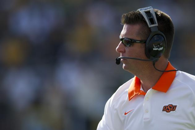 Cowboys Coach Mike Gundy Says Both QBs Will Play
