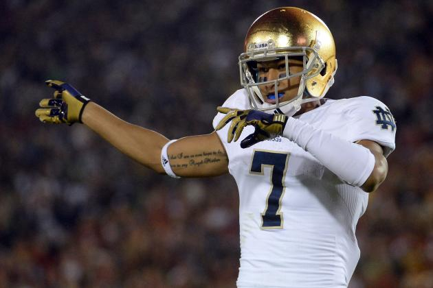 Notre Dame Football: Fighting Irish Players Who Will Be All-Americans