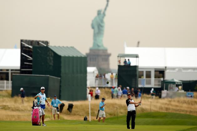 Barclays 2013 Leaderboard: Day 1 Analysis, Highlights and More