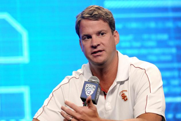 Is Lane Kiffin Under More Pressure Than Mack Brown in 2013?