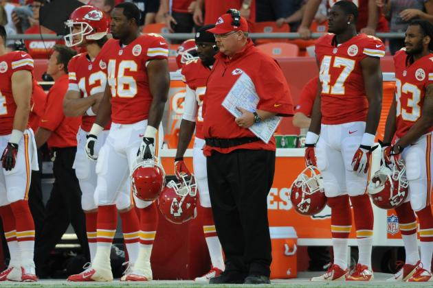 New-Look Chiefs Still Learning to Communicate