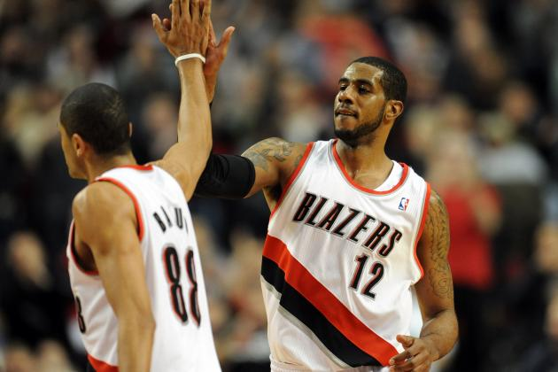 Nicolas Batum: 'LaMarcus Doesn't Want to Get Traded'