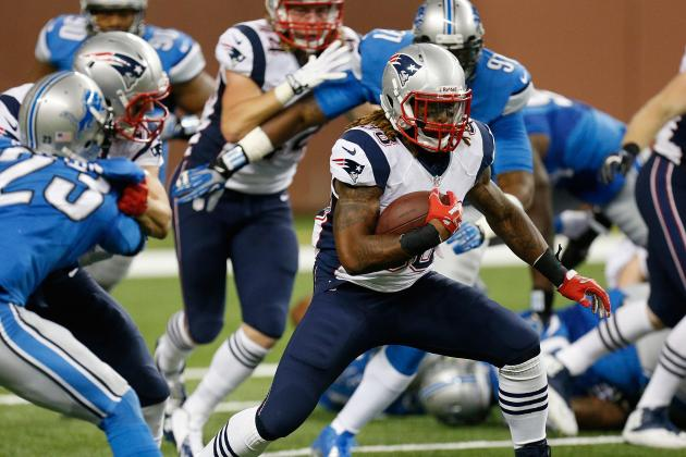 Lions 40, Patriots 9