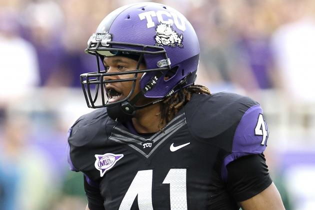 Former Safety Gives TCU Speedy Option at Linebacker