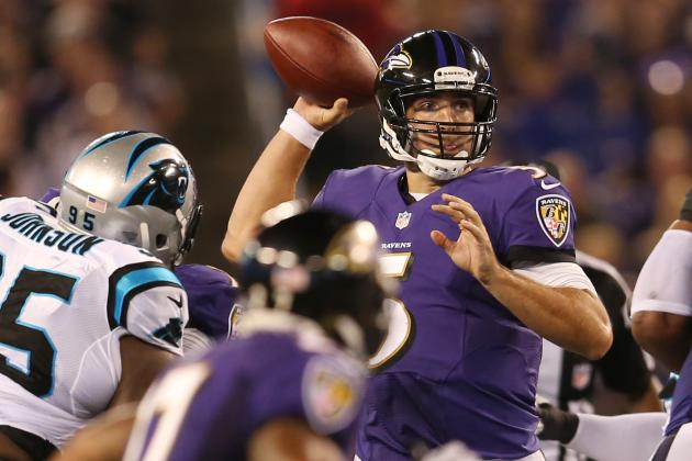 Ravens Fall out of Rhythm in Third Preseason Game