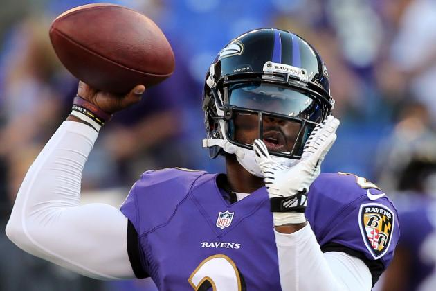 Ravens Backup Tyrod Taylor Evaluated for Possible Concussion