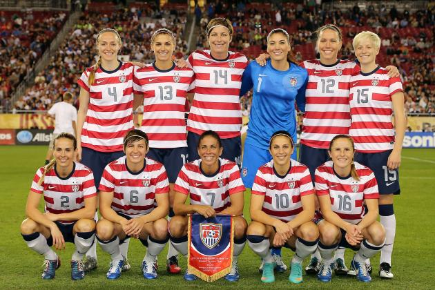 Solo, Wambach Highlight US Roster