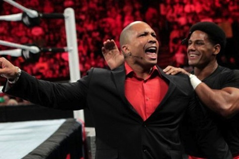 WWE's Best There Never Was: Abraham Washington Opens Mouth, Ends Career