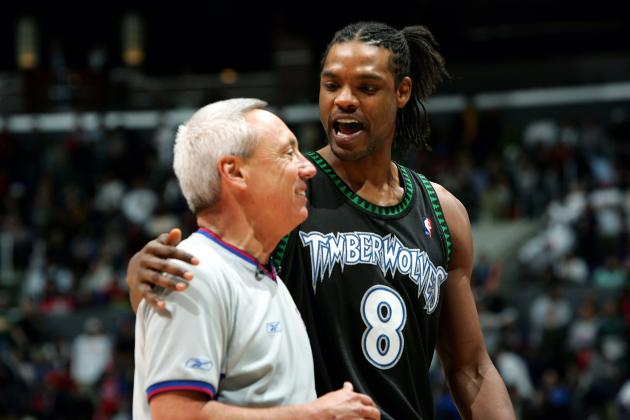 The Most Embarrassing Players of Minnesota Timberwolves' Past 20 Years
