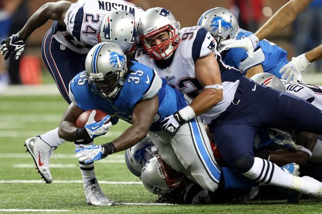Detroit Lions: Week 3 Preseason Notes vs. New England