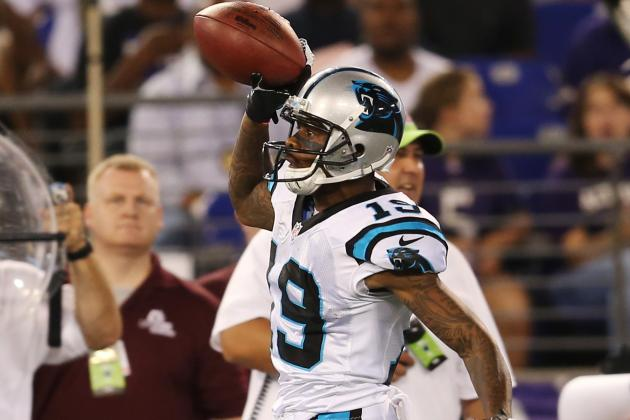 Ted Ginn Returned a Baltimore Punt 74-Yards for a Touchdown [GIF]