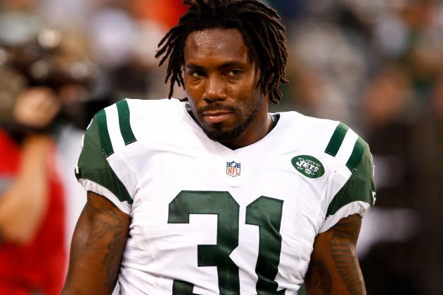 Jets Cornerback Antonio Cromartie Bemoans Elimination of Two-a-Days