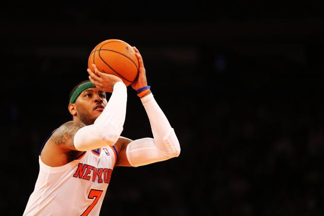Carmelo Anthony: What His 'Willingness to Evolve' Means to the New York Knicks