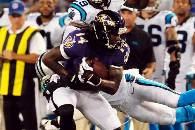 Rookie Free Agent WR Marlon Brown Has Coming out Party