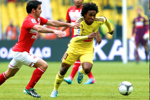 Chelsea Transfer News: Jose Mourinho Claims Willian Has Chosen Blues over Spurs