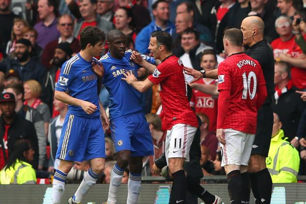 Manchester United vs. Chelsea: Full Premier League Preview