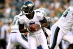 Vick Plans to Run More for Eagles This Year