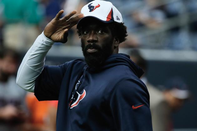 Texans' Ed Reed to Be Evaluated by Surgeon in Last Stage of Rehab