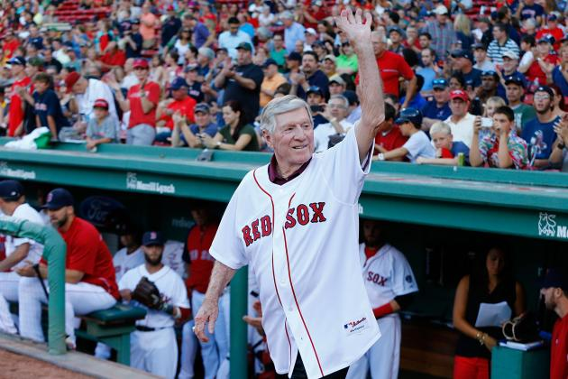 Former Manager 'Walpole Joe' Morgan Weighs in on 2013 Boston Red Sox