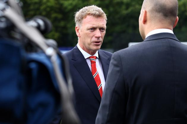 Manchester United Transfer News: David Moyes Admits Club May Miss out on Targets