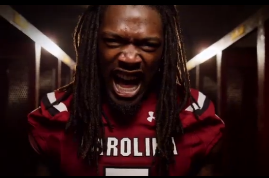 Clowney Haunts CFB Fans' Dreams
