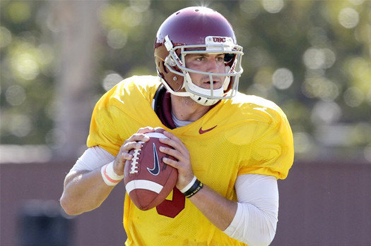 Passer Cody Kessler Could Send USC on a Different Pattern