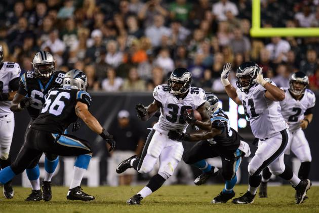 Philadelphia Eagles Trade Felix Jones for Pittsburgh Steelers LB Adrian Robinson
