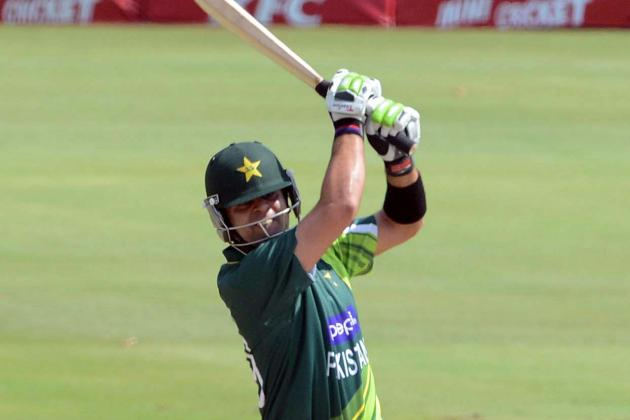 Zimbabwe vs. Pakistan: Scorecard, Recap and More from the First T20 in Harare