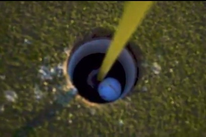Golfer Wins $1M with This Hole-in-One