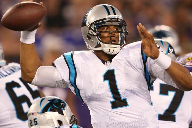 Cam Newton: Panthers' Offense Let Down Our Defense