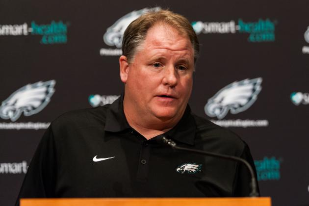 When Addressing the Media, Chip Kelly Has a Lot of Bill Belichick in Him