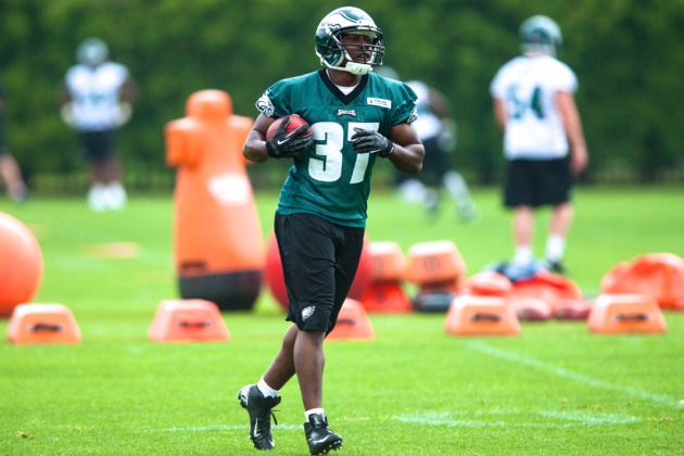 Felix Jones to Steelers: Philadelphia Eagles Officially Trade RB to Pittsburgh