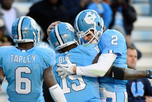 2013 UNC Football Depth Chart: Tar Heel Times