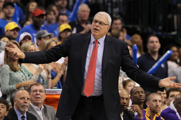 An Open Letter to Make Phil Jackson Official Voice of Laker Nation