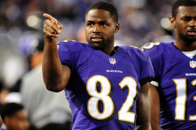 Torrey Smith Showing He's No. 1