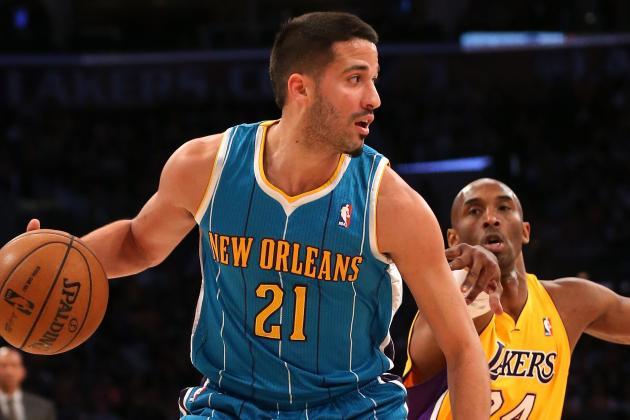 Greivis Vasquez Won't Play in FIBA Americas