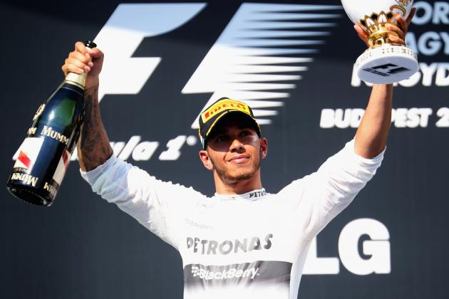How Lewis Hamilton Can Get Even Better