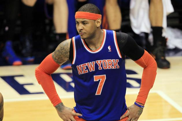 Melo Gearing Up for Increased Comp in East