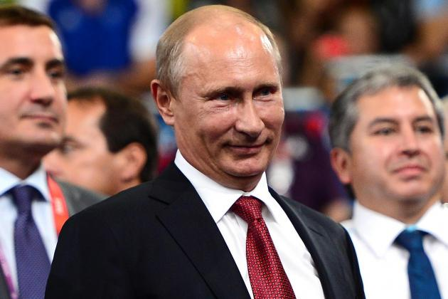 Putin Bans All Rallies in Sochi Before Games