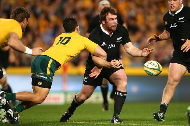 Bledisloe Cup 2013: Key Players in New Zealand vs. Australia Clash