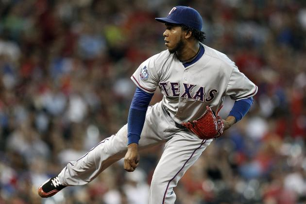 Feliz Moves Closer to Return to Texas Rangers