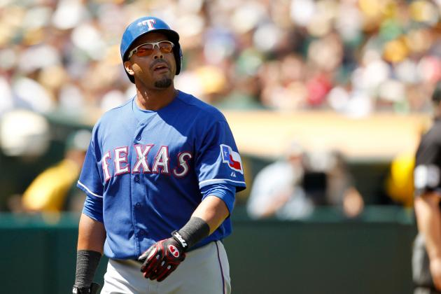 Rangers Scoring More Runs Without Suspended Cruz