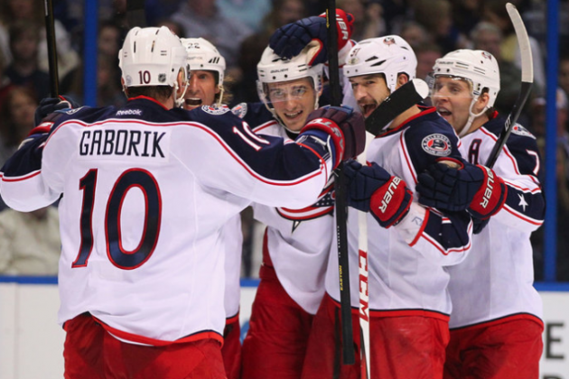 Jackets / Rangers: Familiarity Breeds Contempt