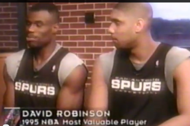 Video: Chemistry Between Robinson and Duncan Didn't Come Quickly