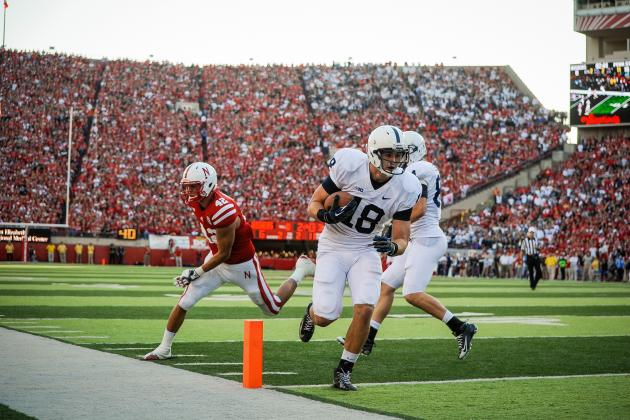 Penn State Tight Ends Embrace Even Bigger Roles