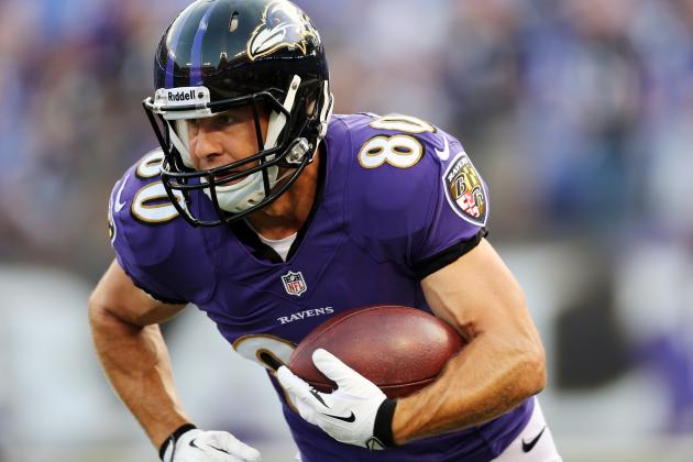 Brandon Stokley Shows Chemistry with Joe Flacco