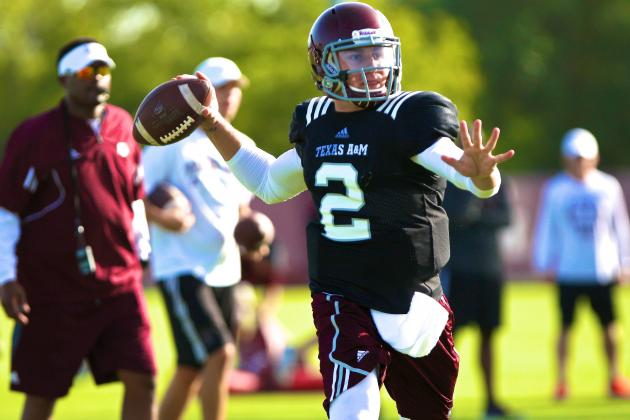 Johnny Manziel Wrong to Be Excluded from All-SEC 1st Team