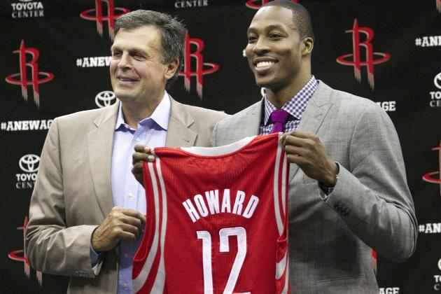 ESPN's Michael Smith Says It's NBA Finals or Bust for Dwight Howard