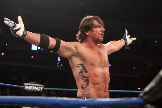 WWE/TNA News: Should AJ Styles Jump Ship to WWE When His Contract Expires?