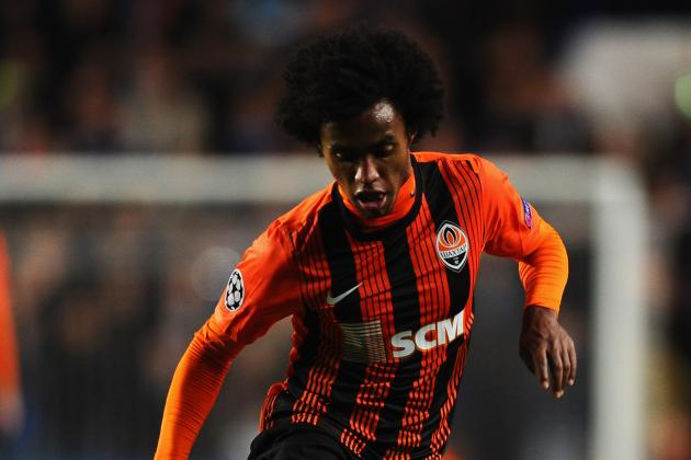 Willian: What Could the Brazilian Bring to Stamford Bridge?
